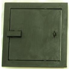 Valvola per camino quadrata cm 31,5x31,5