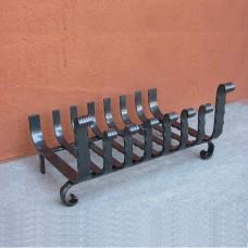 Brucia legna caminetto in ferro. CFI-213/3