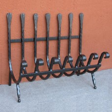 Braciere focolare in ferro. CFI-4077/2
