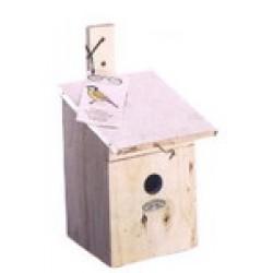 Casette per uccellini e per insetti