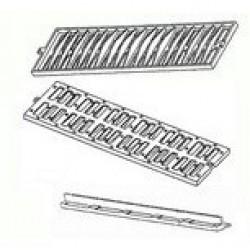 Griglie Rettilinee Modulari In Ghisa Sferoidale Classe D400