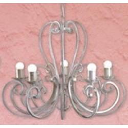 Lampadari e illuminazione Linea ferro battuto Serie CFI-1009