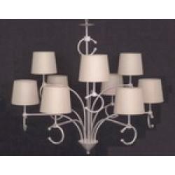 Lampadari e illuminazione Linea ferro battuto Serie CFI-1250