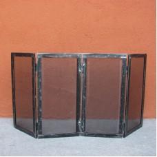 Parascintille in ferro per focolare e caminetti. POELLE CFI-4905