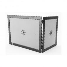 Paraschizzi o parascintille angolare per focolare. MARTE CP-CFI3/X