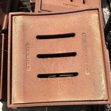 Caditoia ghisa artistica carrabile C250 per cunette. D18