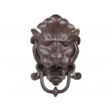 Battente in ghisa leone per porta. DB-CFI88