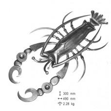 Aragosta in ferro Art. CFI55392000