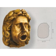 Bocca Fontana in Ottone 13112