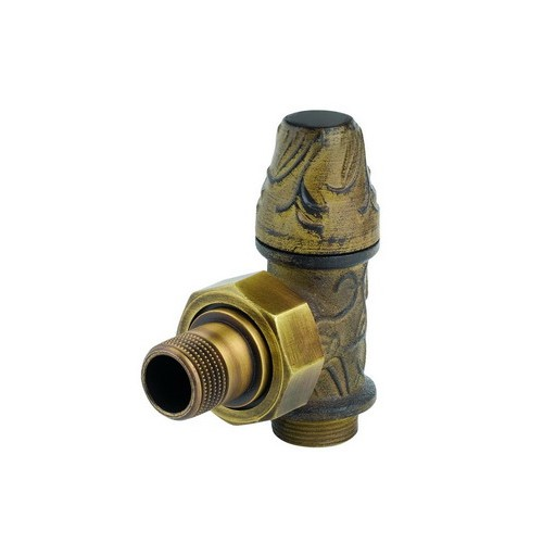 Detentore a squadra dec radiatore attacco per tubo rame for Tubo di rame vs pvc