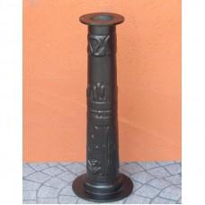 Base per pompa da pozzo a mano con flangia circolare. 1063/C