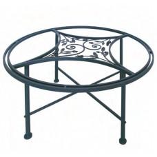 Base tavolo in ferro artistico. ETNA