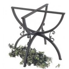 Base tavolo da giardino, terrazzo e cucina in ferro battuto. Modello Giove