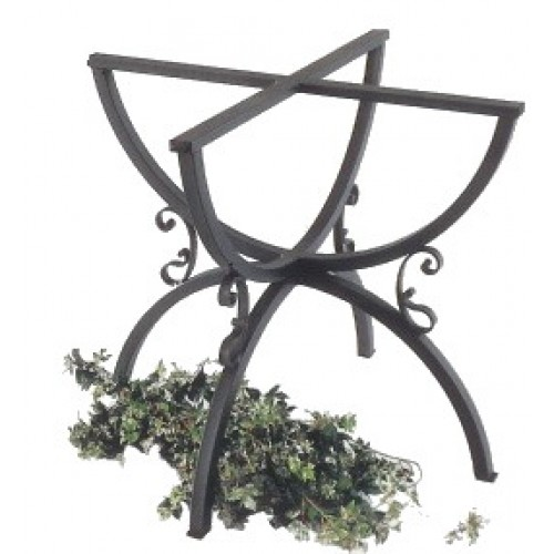 Basi In Ferro Per Tavoli Da Giardino.Base Tavolo Da Giardino Terrazzo E Cucina In Ferro Battuto Modello