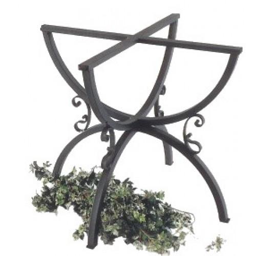 Tavolo Da Giardino Ferro Battuto.Base Tavolo Da Giardino Terrazzo E Cucina In Ferro Battuto Modello