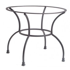 Base tavolo da giardino, terrazzo e cucina in ferro battuto. 316/D