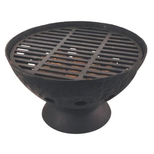 Braciere barbecue da terrazzo o giardino per esterno. BVCFI11