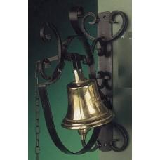 Campanella in Ottone con Struttura in ferro Art. CFI-219
