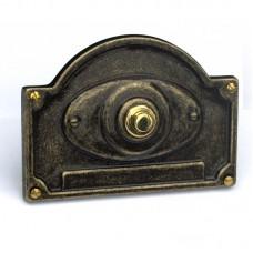 Campanello a pulsante porta a muro. CFI-CLOB