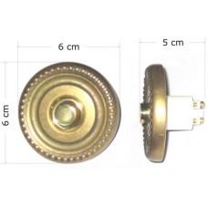 Campanello a pulsante porta a muro. CFI-DONG1