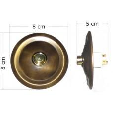 Campanello a pulsante porta a muro. CFI-DONG3