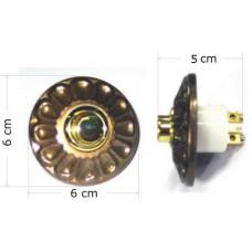 Campanello a pulsante porta a parete. CFI-DONG4