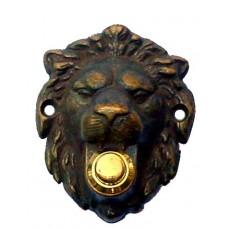 Campanello a pulsante porta a muro Leone Piccolo CFI-569