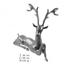 Cervo in ferro Art. CFI56992000