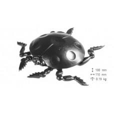 Coccinella in ferro Art. CFI55192000