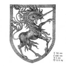 Decoro murale Unicorno Art. CFI13192000