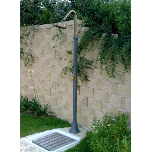 Doccia artistica piscina giardino per esterno 13291 b - Doccia per giardino ...