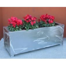 Fioriera o vaso esterno per giardino, terrazzo, veranda. MDST RETTANGOLARE