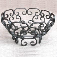 Porta vaso per piante casa, giardino in ferro. JAR