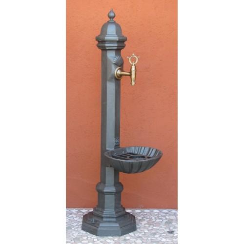 Fontane In Ghisa.Fontana Giardino Ghisa Pugliese Piccola Conchiglia 1037