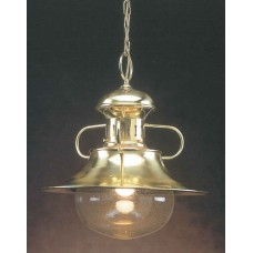 Lampada da soffitto in ottone Art.0751-3000