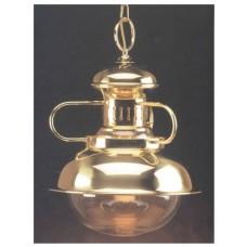 Lampada da soffitto in ottone Art. 0751-3002