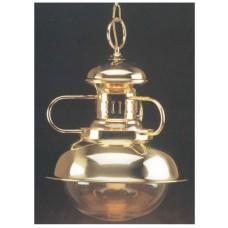 Lampada da soffitto in ottone Art. 0751-3003
