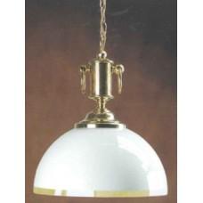 Lampada da soffitto in ottone Art.0751-3013