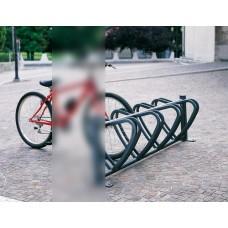 Rastrelliera porta biciclette bifacciale Atene modulo aggiuntivo. 150540/150541