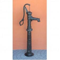 Pompa pozzo a mano in ghisa classica con colonna. 1063