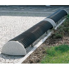 Portabiciclette Arco 5 Posti con basi in CLS. 150230/150232