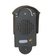 Pulsantiera citofonica in alluminio. CFI-PLS1 ALLUMINIO