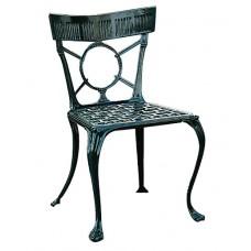 Sedia giardino, veranda, terrazzo in alluminio. GUELL