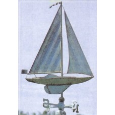 Segnavento Barca a Vela Grande Art. 5077/2