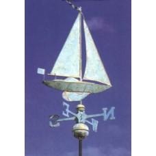 Segnavento Barca a Vela Piccola Art. 5077/3