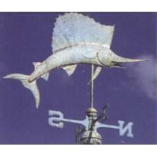 Segnavento Pesce Vela Sailfish Art.5079/6