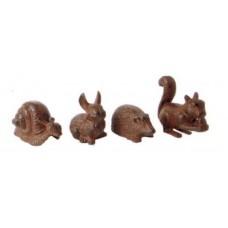Set animaletti decorativi Piccolo Art. TT45