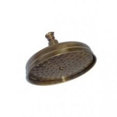 Soffione doccia per soffitto con gomito snodato. 13291/C