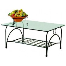 Tavolino Laerte Base Tavolo cm 90x58x45
