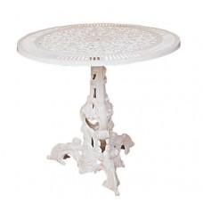 Base Tavolo giardino in fusione di alluminio. Bella Epoca 68